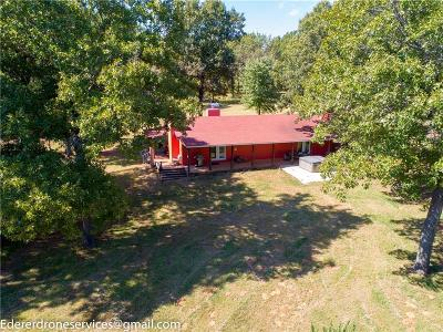 Tecumseh Single Family Home For Sale: 22270 Fishmarket Road