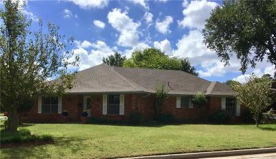 Single Family Home For Sale: 3100 NW 54th Street