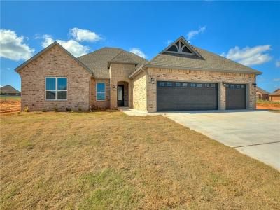 Choctaw Single Family Home For Sale: 2525 Shady Hollow Drive