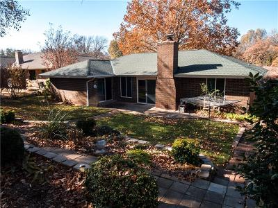 Edmond Single Family Home For Sale: 1904 Willow Creek Road
