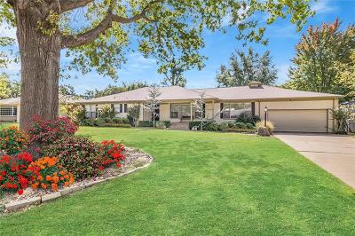 Oklahoma County Single Family Home For Sale: 1702 Drakestone Avenue