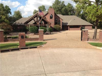 Yukon Single Family Home For Sale: 1401 Spring Creek Drive