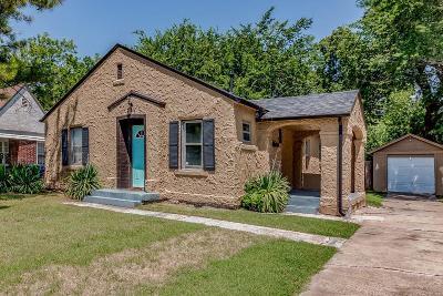 Oklahoma City Single Family Home For Sale: 2311 NW 21st Street
