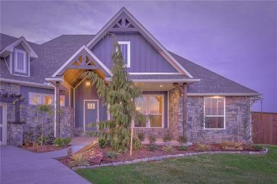 Jones Single Family Home For Sale: 10312 NE 149th Street