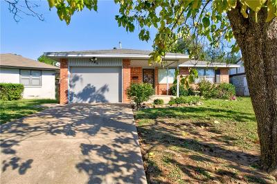 Oklahoma City Single Family Home For Sale: 3741 NW 32nd