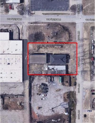Oklahoma City Residential Lots & Land For Sale: 1336 NW 1st Street