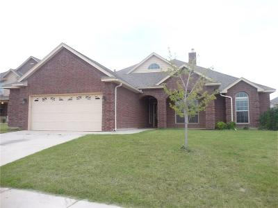 Canadian County, Oklahoma County Single Family Home For Sale