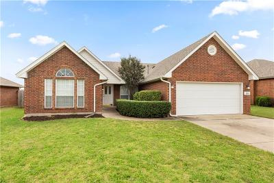 Norman Single Family Home For Sale: 3820 Crail Drive