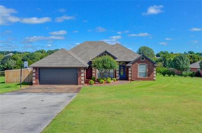 Blanchard OK Single Family Home For Sale: $234,900