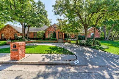Edmond Single Family Home For Sale: 2408 Crossbow