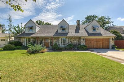 Nichols Hills Single Family Home For Sale: 1712 Guilford Lane