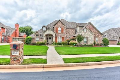 Edmond Single Family Home For Sale: 2717 Century Drive