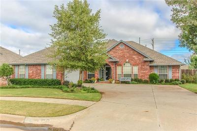 Norman Single Family Home For Sale: 2813 Edgewater Court