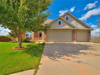 Yukon Single Family Home For Sale: 3205 Morgan Creek