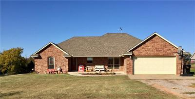 Tuttle Single Family Home For Sale: 2066 County Road 1237