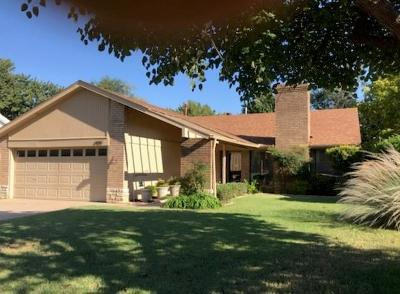 Single Family Home For Sale: 6901 Bear Canyon Rd