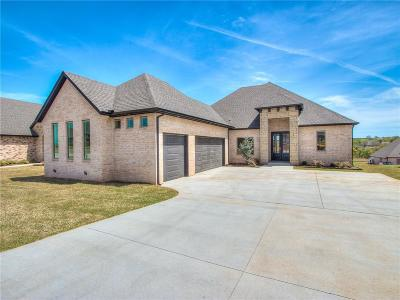 Choctaw Single Family Home For Sale: 2414 Shady Hollow