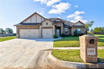 Yukon Single Family Home For Sale: 11604 NW 109th Street