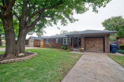Oklahoma City OK Single Family Home For Sale: $148,900