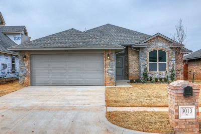 Edmond Single Family Home For Sale: 3013 NW 182nd Street