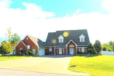Purcell Single Family Home For Sale: 1930 Deer Trail