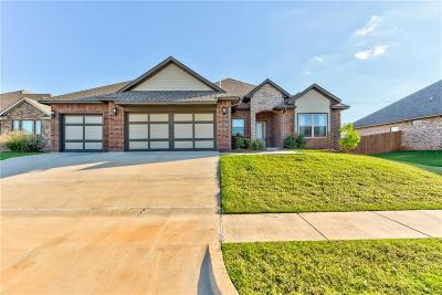 Edmond Single Family Home For Sale: 2324 NW 172nd Street