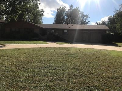 Single Family Home For Sale: 501 SW 23rd Street