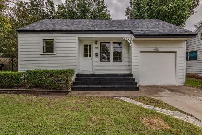 Oklahoma City Single Family Home For Sale: 3708 NW 28th Street
