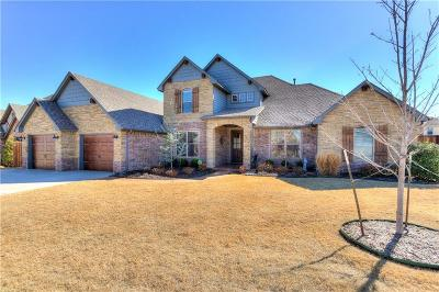 Edmond Single Family Home For Sale: 5304 NW 161st Terrace