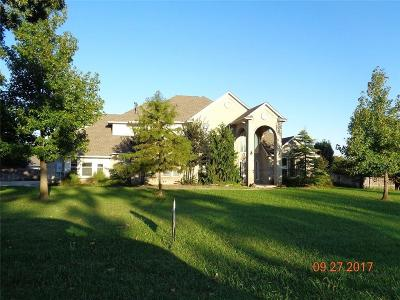 Canadian County, Oklahoma County Single Family Home For Sale: 4608 Caliburn Parkway