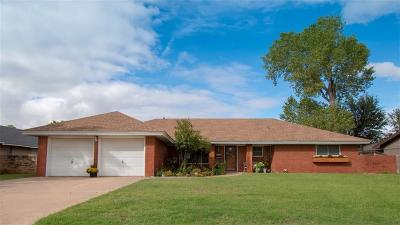Altus Single Family Home For Sale: 305 Mockingbird Drive S