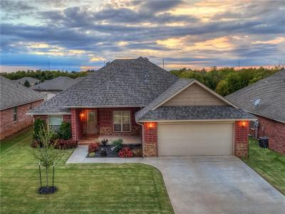 Edmond Single Family Home For Sale: 16109 Capulet Drive