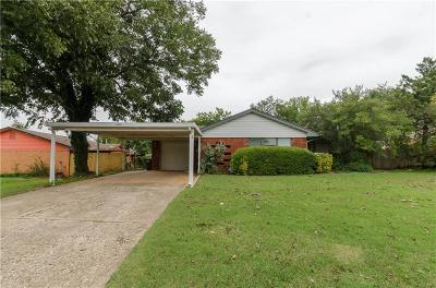 Warr Acres Single Family Home For Sale: 6224 Reeves Court