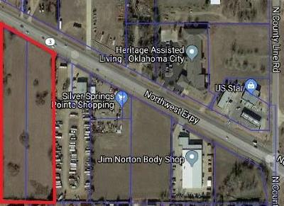 Residential Lots & Land For Sale: 9140 NW Expressway