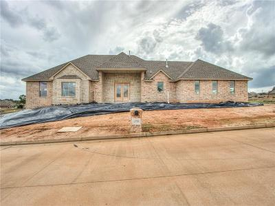 Choctaw Single Family Home For Sale: 2578 Shady Hollow Drive