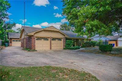 Norman Single Family Home For Sale: 1425 Vine