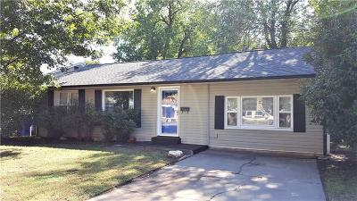 Norman Single Family Home For Sale: 1108 W Apache Street