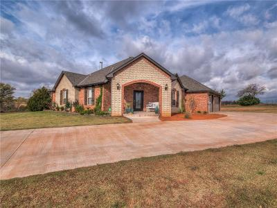 Blanchard OK Single Family Home For Sale: $257,990