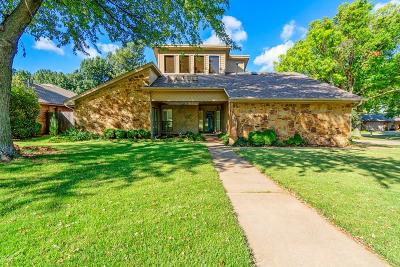 Oklahoma City Single Family Home For Sale: 11511 Red Rock