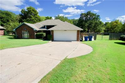 Choctaw Single Family Home For Sale: 14908 Northwood Circle