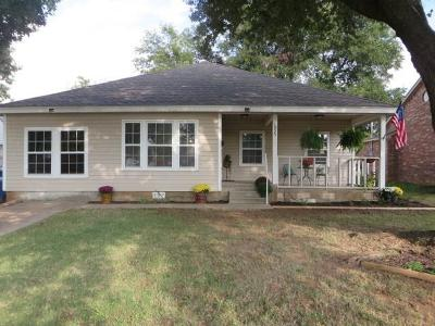 Chickasha Single Family Home For Sale: 1925 S 15th Street