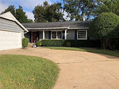 Oklahoma City Single Family Home For Sale: 2721 Pembroke Terrace