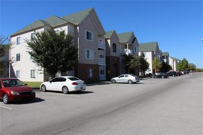 Norman Condo/Townhouse For Sale: 2200 Classen Boulevard #13134
