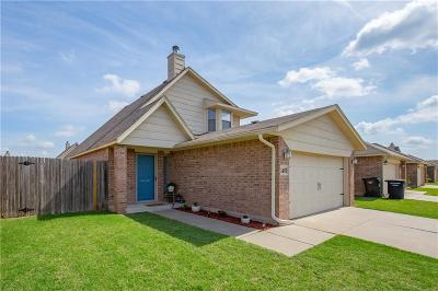 Moore Single Family Home For Sale: 1403 SW 25th Street