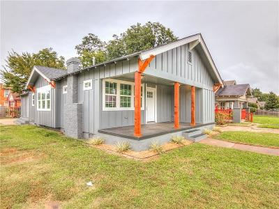 Oklahoma City Single Family Home For Sale: 2245 NW 15th