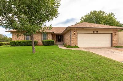 Norman Single Family Home For Sale: 2305 Regis Court