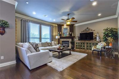 Edmond Single Family Home For Sale: 15100 Amber Run