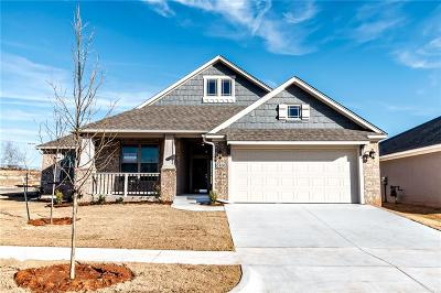 Moore Single Family Home For Sale: 15800 Tall Grass Drive