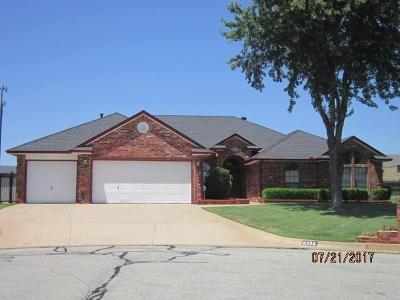Oklahoma City Single Family Home For Sale: 6725 NW 120th Street