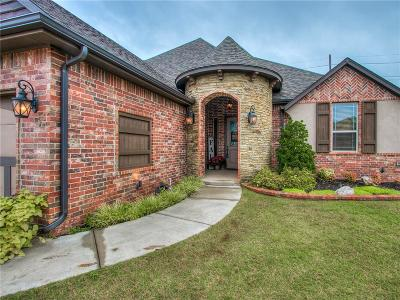 Oklahoma City Single Family Home For Sale: 3920 Chesterfield Place